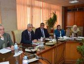 نائب رئيس جامعة المنوفية يترأس الإجتماع الشهرى لمجلس شئون التعليم والطلاب