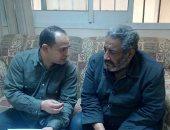 التدخل السريع ينقل مشردا لدار رعاية بعد 25 عاما قضاها على رصيف بمحطة مصر