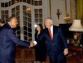 الخارجية الأمريكية: زيارة تيلرسون للقاهرة لتعزيز التعاون فى محاربة الإرهاب
