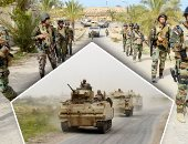 بعد قليل.. البيان الحادى عشر  للقوات المسلحة بشأن العملية الشاملة سيناء 2018