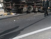 مصادر طبية : 4 وفيات و24 مصابا فى حادث سيارة ترحيلات سفاجا
