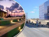 الإسكان: الانتهاء من الممشى السياحى بمدينة العلمين الجديدة بطول 7 كيلومترات