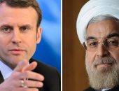 ماكرون: اتفاق فرنسا وإيران علي بحث الشروط لاستئناف المحادثات النووية 15 يوليو