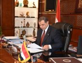 صور.. وزير القوى العاملة يتابع عودة جثمان مصرى ومعاش أسرته بإيطاليا
