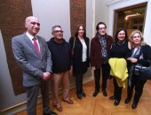 صور.. افتتاح معرض متاحفنا 2 فى قصر عائشة فهمى بـ 61 عملاً