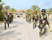القوات المسلحة تعقد مؤتمرا صحفيا بعد قليل عن العملية الشاملة سيناء 2018