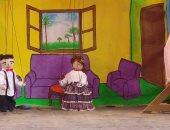 """افتتاح فعاليات برنامج """"مسرحة المناهج التعليمية"""" فى بورسعيد"""