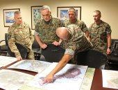 صور.. استعدادات عسكرية فى جزيرة جوام الأمريكية