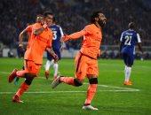 """نادى ليفربول يعيد نشر هدف محمد صلاح ويعلق: """"رائع للغاية"""""""