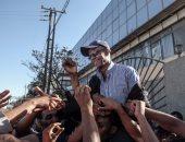 """""""الفرنسية"""" تنشر صور فرحة الإثيوبيين فى الشوارع عقب الإفراج عن بعض السياسيين"""