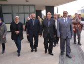 الأحد القادم ..جامعة أسيوط تستقبل معرض ثقافى للهيئة العامة المصرية للكتاب