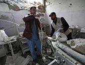 الصليب الأحمر: قافلة إغاثة من 46 شاحنة تتحرك صوب الغوطة الشرقية
