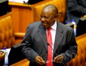 """رئيس جنوب أفريقيا وزوجة مانديلا يشاركان فى ندوة الأمم المتحدة باليوم الدولى لـ""""نيلسون"""""""
