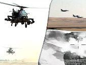 القوات المسلحة تعلن مقتل 19 تكفيريا فى عمليات نوعية وقصف جوى بسيناء