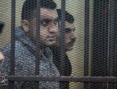 """محاكمة معاون مباحث المقطم وأمين شرطة بتهمة قتل """"عفروتو"""""""