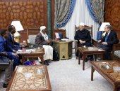 الإمام الأكبر: علماء الصومال عليهم مسئولية كبيرة فى مواجهة الأفكار المتطرفة