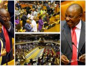 انتخاب سيريل رامافوسا رئيسا جديدا لجنوب أفريقيا خلفا لجاكوب زوما