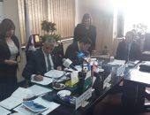 أول وفد تجارى من أوزبكستان يزور مصر.. ويوقع بروتوكول مع جمعية رجال الأعمال