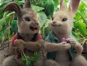 56 مليون دولار إيرادات فيلم الأنيميشن الكوميدى Peter Rabbit