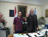 تعليم القاهرة تفوز بمركز أمين اتحاد طلاب الجمهورية