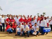 وزارة الصحة والسكان بجنوب سيناء: تطعيم 22 ألفا و948 طفلا ضد شلل الأطفال