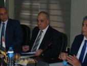 محافظ القليوبية : إنشاء موقع مؤقت بمدينة العبور للتخلص الآمن من المخلفات