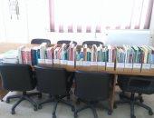 داخل مستشفى العريش.. البدء فى إنشاء مكتبة علمية وطباعة الأبحاث والكتب مجانا