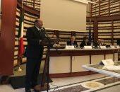 سفير مصر بإيطاليا: التعاون بين القاهرة وروما فى مكافحة الهجرة نموذج يحتذى به