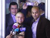روبرتو كارلوس: الشعب المصرى والبرازيلى متشابهان.. ومشاكلنا واحدة