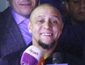 فيديو.. روبرتو كارلوس من عزبة الهجانة: سأشارك فى حملات المصريين للقضاء على فيروس سى
