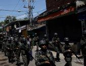 """إرسال 300 جندى لمدينة """"فورتاليزا"""" البرازيلية لمواجهة تصاعد أعمال العنف"""