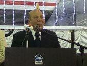 صور وفيديو.. عادل لبيب من البحيرة: أطالب الملايين التصويت فى الانتخابات الرئاسية