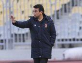 حسام البدرى: الأسيوطى فريق عنيد والأهلى استحق الفوز