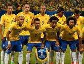 مجموعة مصر.. التشكيل الرسمى لمباراة البرازيل وروسيا