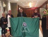 4 طلاب من جامعة المنوفية يشاركون فى فعاليات مؤتمر قمة الجامعات المصرية
