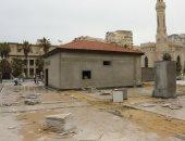 صور.. كيف تحول جراج الخالدين بالإسكندرية من وكر لتعاطى المخدرات لمبنى حضارى