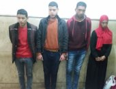 ضبط 3 متهمين لممارستهم الرذيلة مع ربة منزل بالمحلة