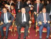 """مؤتمر حزب حماة الوطن يعرض """"أوبريت"""" عن إنجازات السيسي فى بناء مصر"""