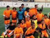 """صور.. """"المنتزه"""" يتأهل لدور الـ16 بدورى براعم الإسكندرية بعد فوزه على """"أبيس"""""""