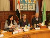 محافظ القاهرة: برنامج زمنى لتطوير سوق العتبة