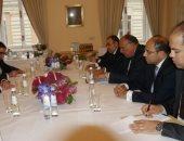 سامح شكرى: نتطلع لدعم أرمينيا بتوقيع اتفاقية تجارة حرة مع الاتحاد الأوراسى