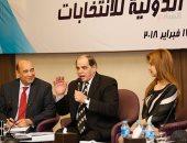 الهيئة الوطنية للانتخابات: الإشراف القضائى مستمر التزاما بنص الدستور (صور)