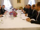 سامح شكرى يتسلم دعوة رئيس بيلاروسيا للرئيس عبد الفتاح السيسى لزيارة مينسك