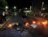 صور.. تجدد المظاهرات فى هندوراس الرافضة لإعادة انتخاب الرئيس هيرنانديز