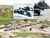 فيديو.. نص البيان 11 للقيادة العامة للقوات المسلحة بشأن العملية سيناء 2018