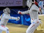 مصر تسيطر على ميداليات فردى 20 سنة فى بطولة البحر الأبيض المتوسط للسلاح