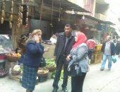 النائبة منى منير تنظم حملة فى أرض اللواء لتسجيل المغتربين بلجان الانتخابات