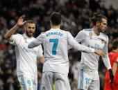 """ريال مدريد يحافظ على سلسلة """"اللا هزيمة"""" فى ملعب ريال بيتيس بآخر 7 مباريات"""