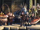 مغامرات الفايكينج والتنانين تتواصل مجدداً فى Dragons: Riders of Berk