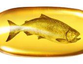 زيت السمك يقلل خطر السكتة الدماغية ويساعد فى خسارة الوزن